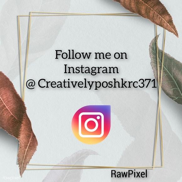 Let's be friends on Instagram 😃